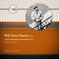 Philo Vance, Detective, Vol. 2 - Black Eye Entertainment