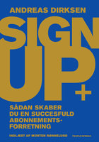 Sign Up - Andreas Dirksen