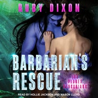 Barbarian's Rescue - Ruby Dixon