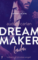 Dream Maker: London - Audrey Carlan