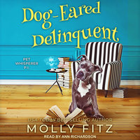 Dog-Eared Delinquent - Molly Fitz