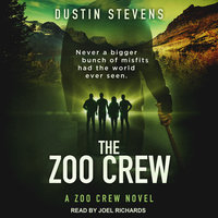 The Zoo Crew - Dustin Stevens