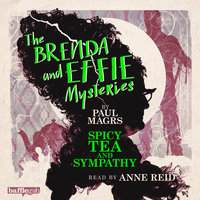 The Brenda and Effie Mysteries: Spicy Tea and Sympathy - Paul Magrs