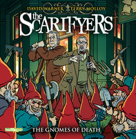 The Scarifyers: The Gnomes of Death - Simon Barnard,Paul Morris