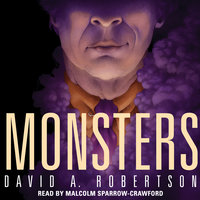 Monsters - David A. Robertson