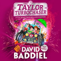 The Taylor TurboChaser - David Baddiel