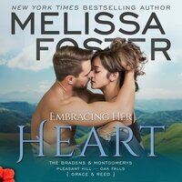 Embracing Her Heart - Melissa Foster