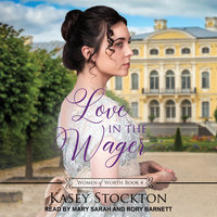 Love in the Wager - Kasey Stockton