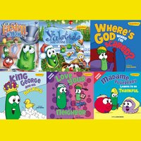 VeggieTales Children's Book Collection - Karen Poth, Cindy Kenney