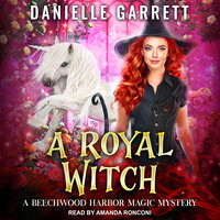 A Royal Witch - Danielle Garrett