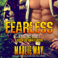 Fearless: A Crescent Cove Romantic Suspense - Marlie May