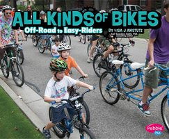 All Kinds of Bikes - Lisa Amstutz