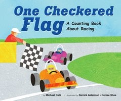 One Checkered Flag - Michael Dahl