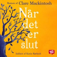 Når det er slut - Clare Mackintosh