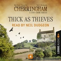 Thick as Thieves - Matthew Costello, Neil Richards