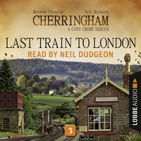 Last Train to London - Matthew Costello, Neil Richards
