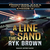 A Line in the Sand - Ryk Brown
