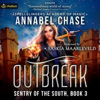 Outbreak - Annabel Chase