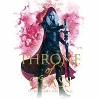 Throne of Glass #4: Skyggernes dronning - Sarah J. Maas