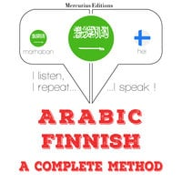 Arabic – Finnish : a complete method - JM Gardner