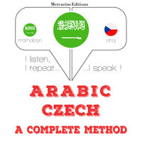 Arabic – Czech : a complete method - JM Gardner