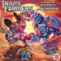 Transformers - Classified 2 - Kampen om Battle Mountain - Jason Fry, Ryder Windham
