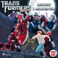 Transformers - Classified 1 - Mødet i ørkenen - Jason Fry, Ryder Windham