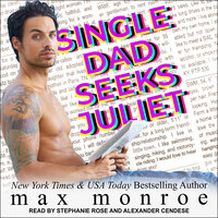 Single Dad Seeks Juliet - Max Monroe