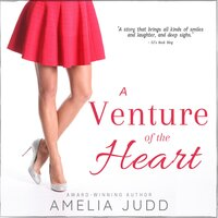 A Venture of the Heart - Amelia Judd