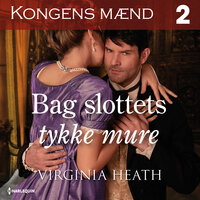 Bag slottets tykke mure - Virginia Heath