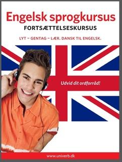engelsk sprogkursus gratis