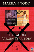 The Claudia Seferius Mysteries - Bundle 1 - Marilyn Todd