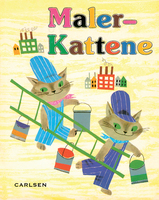 Malerkattene - Margaret Wise Brown
