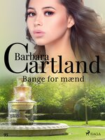 Bange for mænd - Barbara Cartland