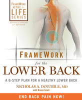 FrameWork for the Lower Back - Bruce Scali,Nicholas DiNubile