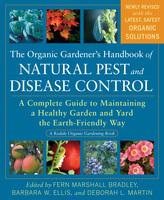The Organic Gardener's Handbook of Natural Pest and Disease Control - Barbara Ellis,Deborah Martin,Fern Bradley
