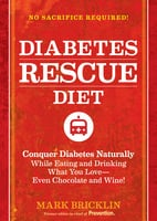 The Diabetes Rescue Diet - Mark Bricklin