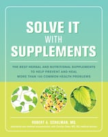 Solve It with Supplements - Robert Schulman,Carolyn Dean