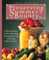 Preserving Summer's Bounty - Rodale Center,Susan McClure