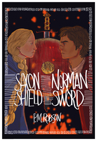 Saxon Shield, Norman Sword - P.M. Robson