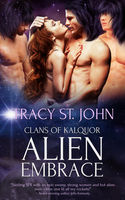 Alien Embrace - Tracy St. John