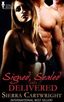 Signed, Sealed & Delivered - Sierra Cartwright
