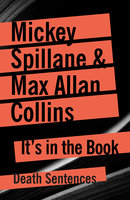 It's In The Book - Max Allan Collins,Mickey Spillane