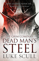 Dead Man's Steel - Luke Scull