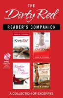 The Dirty Red Reader's Companion - Vickie M. Stringer