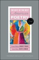 The Best of the Best American Poetry: 1988-1997 - David Lehman,Harold Bloom
