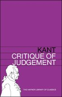 Critique of Judgement - Immanuel Kant