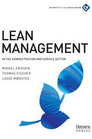 Lean Management - Lasse Mønsted,Thomas Fischer,Mikkel Eriksen
