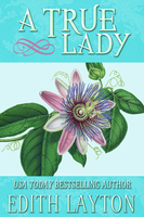 A True Lady - Edith Layton