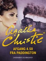 Afgang 4:50 fra Paddington - Agatha Christie